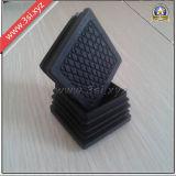10mm a 100mm Square Insert Plastic Tube Plug (YZF-H197)
