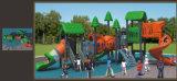 Campo da gioco per bambini dell'esploratore di Kaiqi di medie dimensioni di serie (KQ50077B)