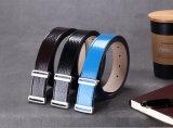 Cinghia di cuoio genuina degli accessori della cinghia dell'inarcamento del metallo del rifornimento della Cina