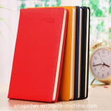 2016 Notebook profissional PU Leather Diary for Business