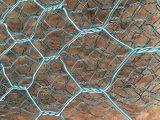 철망사 Gabion 6각형 메시/금속 와이어 메시