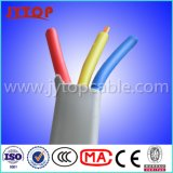 300/500V PVC Insulated Flat Cable com Ce Certificate