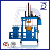 Menos Expensive Manual Vertical Baler Machine Made en China