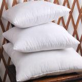 安い昇進のホーム枕綿の白く柔らかいホテルの枕挿入