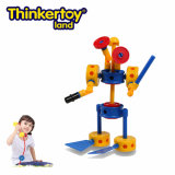 Thinkertoy Terre Scientifique Blocs de Construction Jouet Éducatif Robot Série A. I Robots