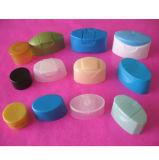 Tampões de frasco distribuidores do parafuso plástico da parte superior da aleta