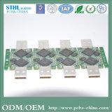 Placa de circuito da caixa superior ajustada de placa de circuito da luz da emergência da placa de circuito de SMPS