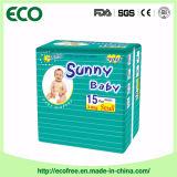 Un fornitore a gettare dei pannolini del bambino di prezzi del grado dei prodotti del bambino più poco costosi