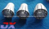 Подвергать механической обработке CNC алюминия и светильники и фонарики части вырезывания провода