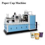 Taza de té de papel de alta velocidad de la operación fácil que hace la máquina (ZBJ-X12)