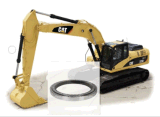 Ensemble des roulements de pivotement standard de Caterpillar E320c/D