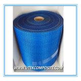 Malla de fibra de vidrio de ancho de 16.66cm para la esquina