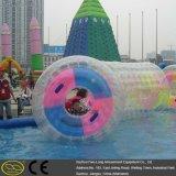 PVC TPU 물자 위락 공원 팽창식 물 롤러