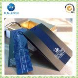 Concevoir l'étiquette de papier de cadeau et balancer en fonction du client l'étiquette (JP-HT064)