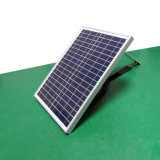 Panneau solaire du modèle 20W de propriétaire poly pour le remplissage léger
