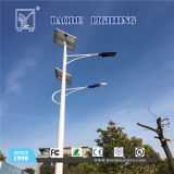 7m 60W LED Lithium Battery Solar Street Light
