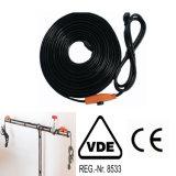 cable térmico del tubo de agua 576W para los tubos congelados