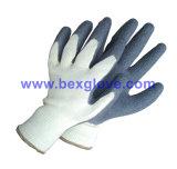 Перчатка работы латекса, перчатка безопасности, светлая перчатка работы