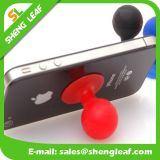 Sostenedor colorido del soporte del teléfono móvil de los regalos del silicón promocional (SLF-SH004)