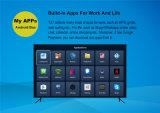 Giocatore doppio astuto 16.1 di Kodi Bluetooth WiFi multi Midea di memoria del quadrato della casella di Andorid 6.0 2g 16g Tx7 TV della casella di Google TV