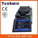 Máquina do Splicer da fusão de Techwin com função do foco automático