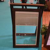 [كز210] [هيغقوليتي] استشراديّ [سوفس] معالجة ألومنيوم قطاع جانبيّ ظلة نافذة مع مصراع
