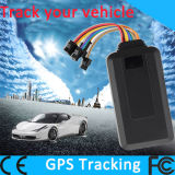 Tipo do perseguidor do GPS e nenhum tipo perseguidor do perseguidor do GPS da tela do GPS da bicicleta do tamanho de tela