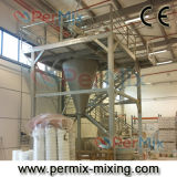 Vertical Powder Blender (cónico de tornillo mezclador, PNA-1000)