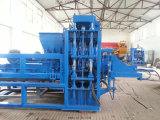 Zcjk Qty4-15 automatisches hydraulisches Interlockingh, das den Block bildet Zeile pflastert