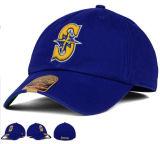 El diseño del OEM se divierte la gorra de béisbol ajustada Snapback de la era