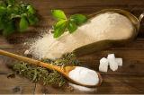 Extratos da folha do Stevia com alta qualidade