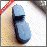플라스틱 관 타원형 플러그, 타원형 관 삽입, 가구 타원형 모자 (YZF-H278)