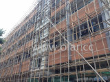 Faser-Kleber Vorstand-CER anerkannte externe Umhüllung, Fassade