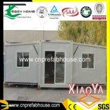 Casa expansível pré-fabricada do recipiente