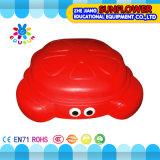 Jardim de infância plástico dos brinquedos das crianças da tabela de água da areia do caranguejo do jogo do divertimento do jardim (XYH12083-2)