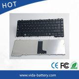 Дешевая миниая клавиатура компьтер-книжки Keyboard/PC для Toshiba C645 L600 C600