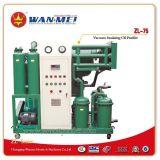 Purificador Single-Stage do óleo isolante do vácuo da eficiência elevada (ZL-50)