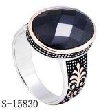Juwelen 925 van de manier de Echte Zilveren Ring van de Vinger