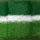 Relvado sintético de 2 cores para o campo de futebol