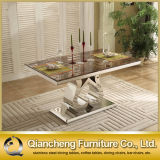 Selling chaud Big Marble Dining Table à vendre