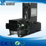 Os quiosque do pagamento com leitor de cartão instalam o distribuidor automático do cartão da posição