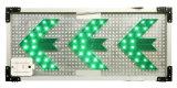 Poteau de signalisation de lumière de flèche de l'intense luminosité DEL