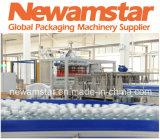 Machine à grande vitesse et automatique de Newamstar de cachetage pour la bouteille d'animal familier