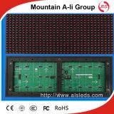 Panneau-réclame polychrome extérieur standard de P10 LED