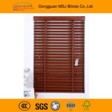 Basswood Window Blinds con Ladder Tape