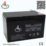 12V 12ah a personnalisé la batterie d'acide de plomb scellée par AGM pour l'UPS