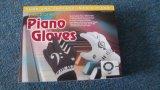電子ピアノ手袋の電子手袋の綿の手袋作業手袋