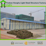 China prefabricó la casa del bajo costo K para el hotel/el tocador/la escuela