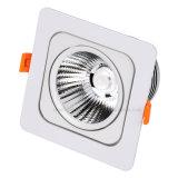 lâmpada interna leve do teto do projector da iluminação AC85-265V de 10W Downlight (ESPIGA principal do movimento)