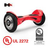 UL2272 Hxのブランド6.5inchのタイヤ2の車輪の自己のバランスをとるスクーターの製造者